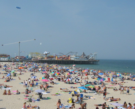 Summer Vacation Rentals in Seaside Heights, NJ